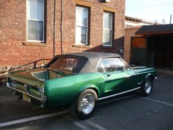 13.68 Ford Mustang Convertible