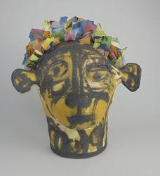 Mary Jones Ceramics.  Mellow Yellow.