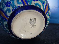 Vase Boch