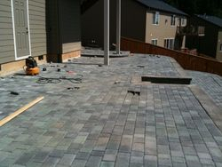 paver brick in Portland   Portland brick pavers