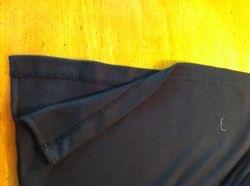 Blind-Stitch Skirt hem
