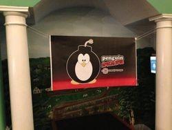 Penguin Apocalyspe Show Banner