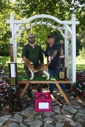 UKC 2011 Total Dog Winner