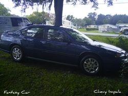 Marvin -------Chevy Impala