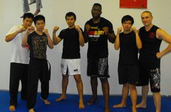 Muay Thai, Jeet Kune Do and Zen Do Ka Freestyle Urban Survival Self Defense Seminar