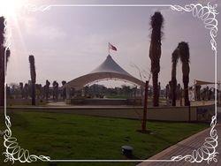Princess Sabeeka park open air pavelion