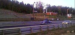 Drag Racing!! Monte VS Regal