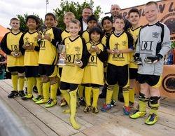 Sportmanship Winners Tigers