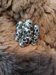 Skallring / Skull ring