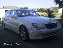 Laura C.-------Mercedes  E500