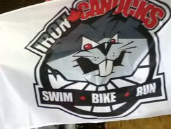 Our new IronCanuck flags!