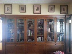 Finished Doors - Left Side - November 2014