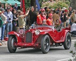 1931 Alfa Romeo 8C 2300 MM Zagato Spider