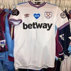 Declan Rice NHS away  shirt