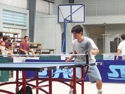 Jason Lin young competitor