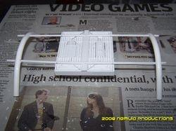 Building the Light Panel Frames - 9