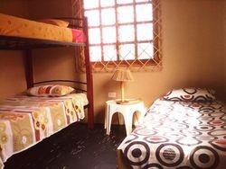 Dormitorio 3 planta alta para 3personas