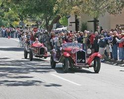 1933 Alfa Romeo 8C 2300 Touring Spider