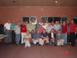 Members who attended the 2005 ReUnion