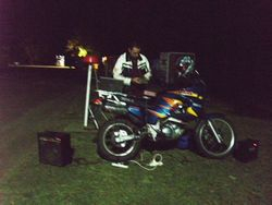 Motorcycle DJ