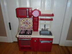 Our Generation Gourmet Kitchen Accessory Set - Pink - $20
