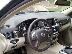 Mercedes Benz ML350 Complete Interior Detail