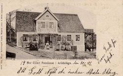 Hotell Mor Cilla 1901