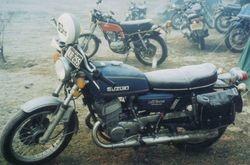 1996 Ian Hamilton's mount from Beechworth
