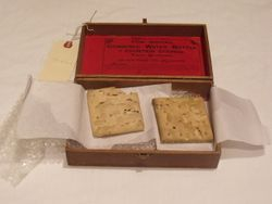Civil War Hardtack