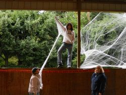 Setting up the Spooktacular