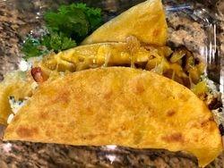 Crispy Breakfast Taco