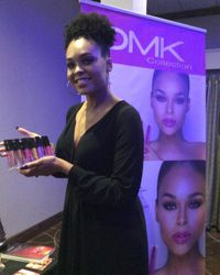 Demetria McKinney attend KiddiePreneur Recognition Event - iPlay America