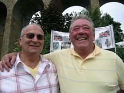 Bob Kirkwood, Roy St Clair