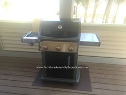 gas grill assembly service in brambleton va