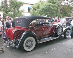 1933 Chrysler Imperial Custom Lebaron Phaeton