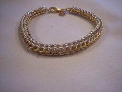 Persian Weave Chain Maille