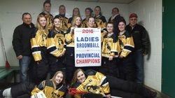 Golddiggers Champions