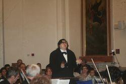 VC conducting Hamlet  in Martellago, Italy (09/12/12)