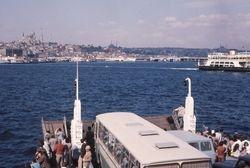 Crossing Bosphorus