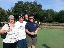 Janice, Tim, Earl and Robert DeShazer