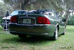 -------Lincoln LS