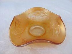 Kittens 4 sides up bowl marigold