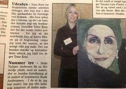 Udklip af artik el Ugeavisen Odense november 2006