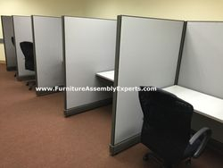 used cubicle assembly service in woodbridge VA