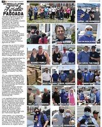PASTOR ROSALIO PAGOADA / FOOD DISTRIBUTION