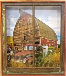 Window on the Palouse