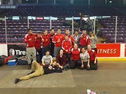 2017 - Cadet/Juvenile Provincial Championships (Brampton, ON)