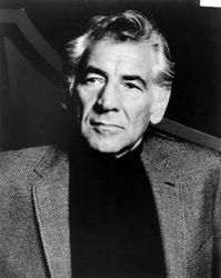 Leonard Bernstein underwrote my  Scholarship  for Tanglewood 1974