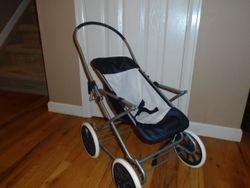 Badger Basket English Style Doll Stroller (fits American Girl Dolls) - $15