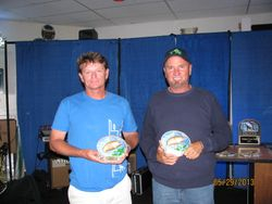 2nd Place Anglers of the Year